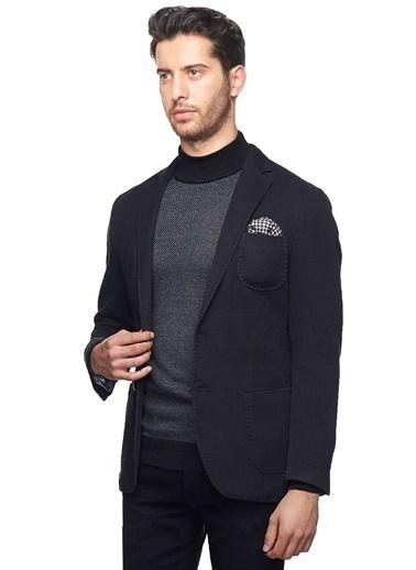 Altınyıldız Classics Slim Fit Blazer Ceket Siyah